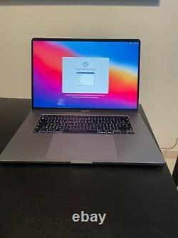 Apple Macbook Pro 16 Inches (512 GB Ssd, Intel Core I7, 2.6 Ghz, 16 Gb)