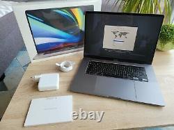 Apple Macbook Pro 16 Intel Core I7 9th Gen, 2.6 Ghz, 512gb Ssd, 16gb Ram