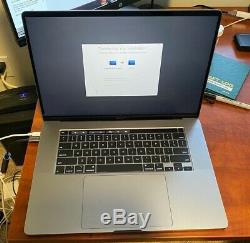 Apple Macbook Pro (16-inch, 16gb Ram, 512gb Of Storage, Intel Core I7 2.6 Ghz)