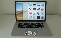 Apple Macbook Pro A1278 13.3 Ram 4gb Hdd 500gb Intel Core I5 2.40 Ghz
