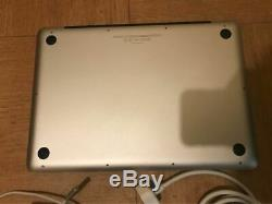 Apple Macbook Pro Intel Core I5 2.5ghz 13.3 8gb Ssd 500gb Macos Catalina Qwerty