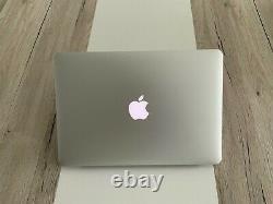 Apple Macbook Pro Retina 13,3 2015 Intel Core I5 3,10 Ghz 512 GB Tbe