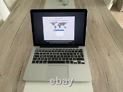 Apple Macbook Pro Retina 13.3 Mid-2015 Intel Core I5 3.10 Ghz 512 GB