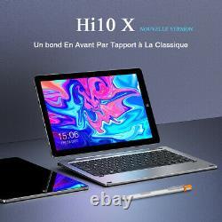 Chuwi Hi10 X Tablet Pc 10.1 Windows Intel N4120 Quad-core 2.4 Ghz Ips 6+128gb