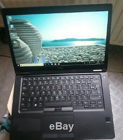 Dell Latitude 5480 Intel Core I5 7440hq @ 2.8 Ghz Touch, 512gb