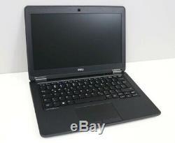 Dell Latitude E7250 (256gb, Intel Core I5, 2.3ghz, 8gb) Windows 10 Pro Version