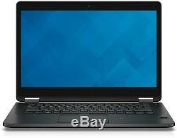 Dell Latitude E7470 New, Intel Core I5-6300u, 2.4ghz, 8gb Ram, 256gb Ssd