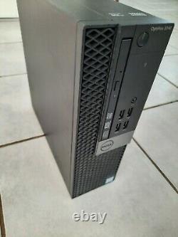 Dell Optiplex 3040 Intel Core I3-6100 @ 3.70ghz 4gb Ram 500gb Hdd Win10 Pro