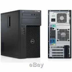 Dell Precision T1700 Intel Core I7-4770 3.40ghz 1tb 7200r 8gb Win10 Amd V390
