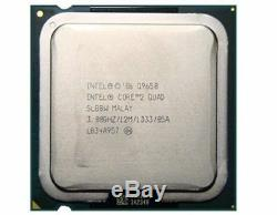 Fra Intel Core 2 Quad Q9650 (12m Cache, 3.00 Ghz, 1333 Fsb) Socket 775 (t)
