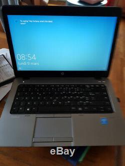 HP 640 G1 Ellitebook 14 2.60ghz Intel Core I5- -8gb Ram 500gb Hdd Windows 10