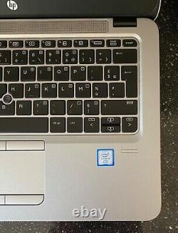 HP Elitebook 820 G3 Intel Core I5 6300u 2,40ghz 8gb Ddr4 256gb Ssd 12.5