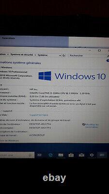 HP Elitebook 840 G2 Intel Core I5 5300u 2 30 Ghz Ram 8gb Disc 256 Ssd