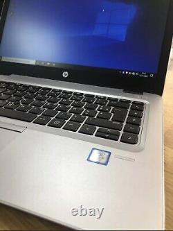 HP Elitebook 840 G3 14 Intel Core I5-6200u 2.3 Ghz Ram 8gb Ssd 266gb