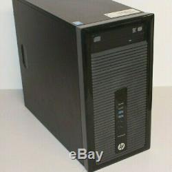 HP Prodesk 400 G1 Mt Intel Core I5-4750 3.2ghz 8gb 240ssd 500gb Dvdrusb3.0 Win10