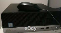 HP Prodesk 400 G4 Intel Sff Core I5-7500 3.4ghz 4gb 500gb Win10 HP Warranty On