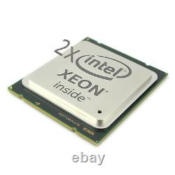 Intel 2x Xeon E5-2687w V3 3.10ghz 10 Core Fclga2011-3 Sr1y6