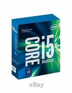 Intel Core I5 7600k 3.8ghz / 6mb / Lga1151 / Manufacturer Warranty