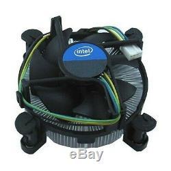 Intel Core I5 7600k New 3.8 Ghz 4 Hearts Lga1151 + Ventirad Intel New