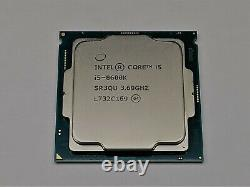 Intel Core I5-8600k 3.6 Ghz Coffee Lake Processor (bx80684i58600k)