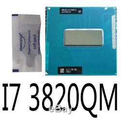 Intel Core I7-3820qm Quad Core 2.7ghz Cpu 8mb Sr0mj Mobile Processor