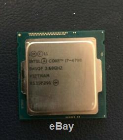 Intel Core I7-4790 Cpu Processor 3.60ghz