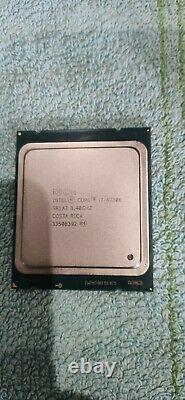 Intel Core I7-4930k 3.40 Ghz 6 Cores 12 MB Socket Cache-lga2011 Cpu Processor