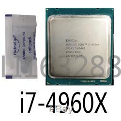 Intel Core I7-4960x 3.6ghz 6core 15mb 130w 12thread Lga2011 Processor