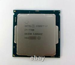 Intel Core I7-7700 Sr338 3.60ghz Lga1151