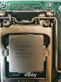 Intel Core I7-7700t 2.90ghz Processor