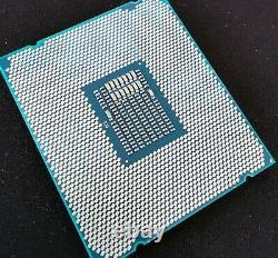 Intel Core I7 7820x 3.6ghz 8-core 11mb L3 X299 Lga 2066