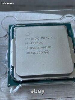 Intel Core I9-10900k Processor (5.3 Ghz, 10 Curs, Socket Lga1200, Box) Bx80