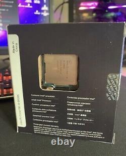 Intel Core I9-9900k 3,6ghz Socket Fclga1151 Octa-coeur Processor (bx806849900k)