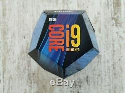 Intel Core I9-9900k Cpu / 3.6 Ghz / Socket 1151 / Bx80684i99900k / Box / Nine