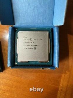 Intel Core I9 9900kf 3.6ghz 1151