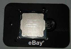 Intel I7-8700k 3.7 Ghz Coffee Lake (4.7 Ghz Turbo) Lga 1151 Core Six Delidded