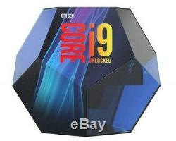 Intel I9 9900k Prozessor Box Cpu, 8-core, 3.6ghz, Lga 1151 Lake Coffee, 16mb L3