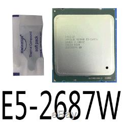 Intel Xeon 3.1ghz E5-2687w 8 Core Lga2011 Cpu Processor 16 Threads