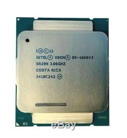 Intel Xeon E5-1660 V3 8core 3.0ghz Cpu Sr20n Lga 2011 Server V3