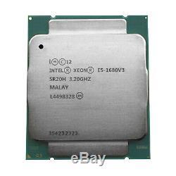 Intel Xeon E5-1680 V3 8-core 3.20ghz 20mb 140w Cpu Socket Lga2011 Server V3