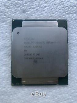 Intel Xeon E5-2667 V3 (sr203) 3.20ghz 8-core Cpu Lga2011-3