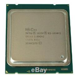 Intel Xeon E5-2690 V2 3.00ghz 25mb 130w 10-core Cpu Processor Sr1a5