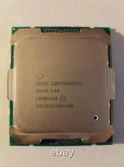Intel Xeon E5 2690 V4 Es Qhv5 2.4ghz 14 Core 35mb 135 W Lga2011-3