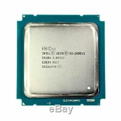 Intel Xeon E5-2695 V2 2.40 Ghz 12-core Sr1ba Oem Warranty