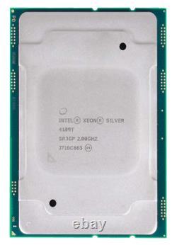 Intel Xeon Sr3gp Silver 4109t Cpu Processor 8 Core 2.00ghz 11mb L3 Cache 70w
