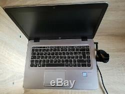 Laptop HP Elitebook 840 G3 14 Intel Core I3 2.6 Ghz I3-6100u 8gb Ram 256