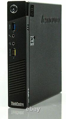Lenovo Thinkcentre M93p Intel Core I5-4590t Quad-core 2.0 Ghz / 500 GB / 8