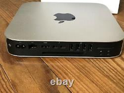 Mac Mini (end 2014) Intel Core I5 2.6 Ghz Ssd 1000gb 8gb Big On