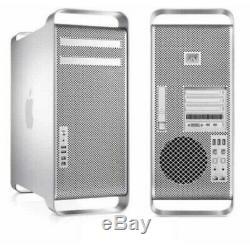 Mac Pro 5.1 Ghz Cpu 2 X 2.26 Quad-core Intel Xeon 24 GB Ddr3 Ati Radeon 5770
