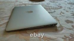 Macbook Air 13.3 128gb Ssd, Intel Core I5, 1.6 Ghz, 8gb - Cover - Adapter